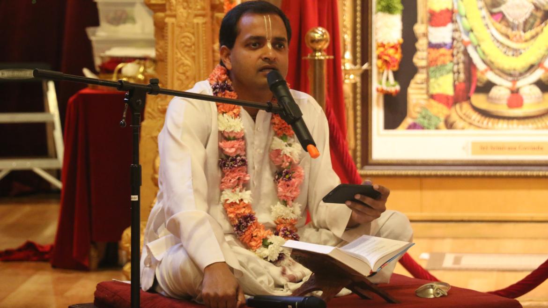 Bhagavad Gita Discourse
